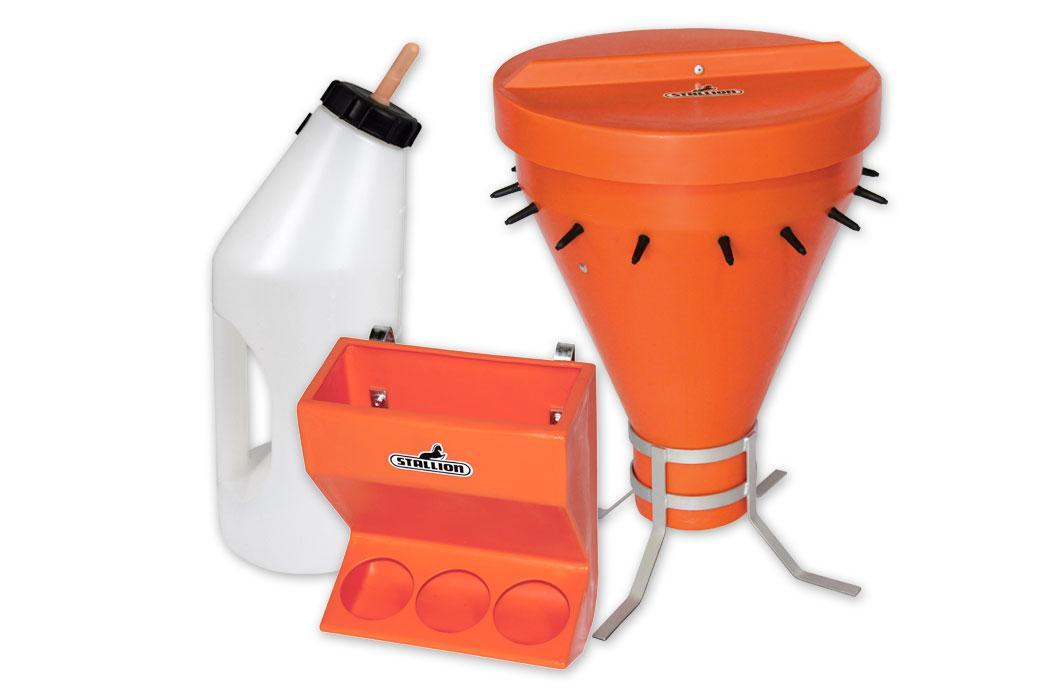 Goat Feeding Equipment