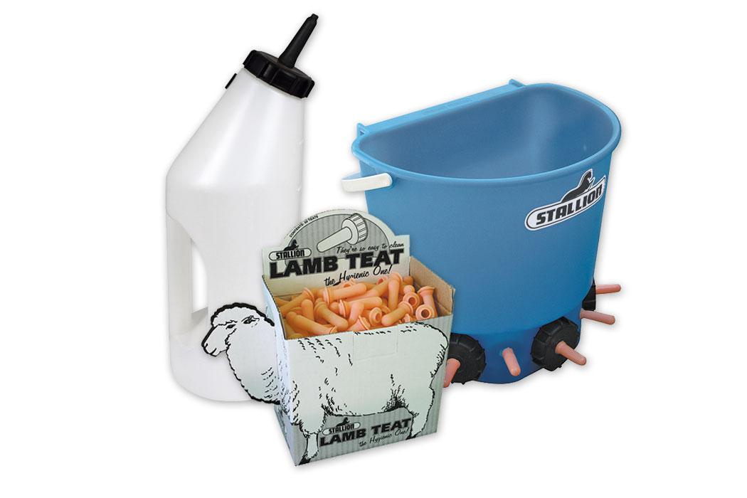 Lamb Feeding Equipment