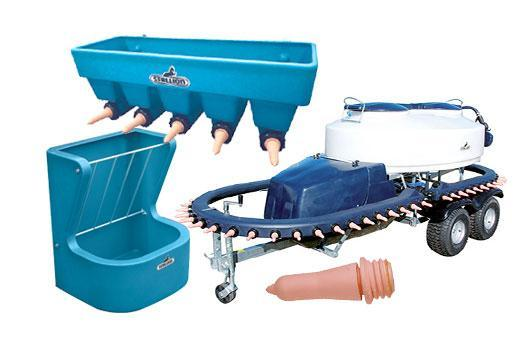 Calf Feeding Equipment