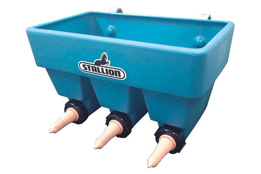 Stallion – Compartment 3 Teat Feeder