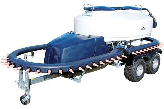 stallion tanker mixer feeder