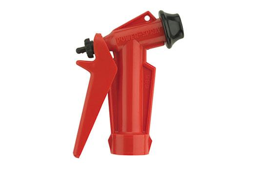 Power Spray Udder Gun and Hose Trail
