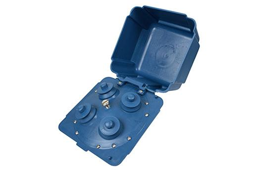 Vari Flo No 2 Jetter Cover