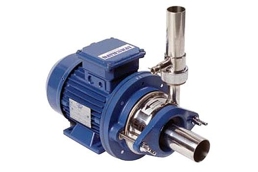 Flo Tek Centrifugal Milk Pumps