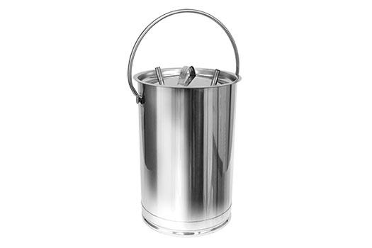 Flo Tek Stainless Steel Test Buckets
