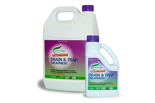 Drain & Trap Treatment