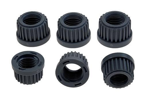 ATS409 Connector Nuts pack of 6