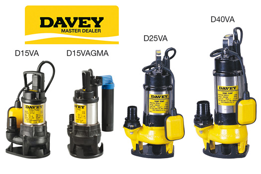 subersible drainage pumps