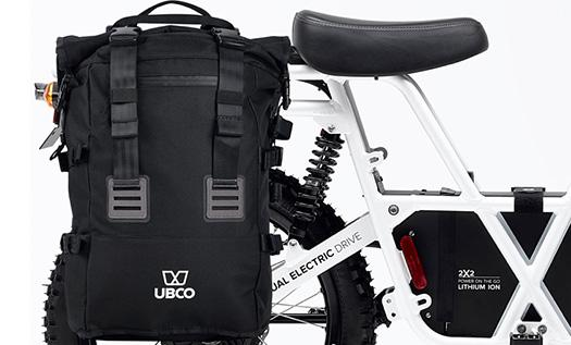 ubco electric bikes accessories