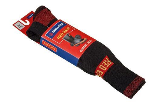 red band socks packet