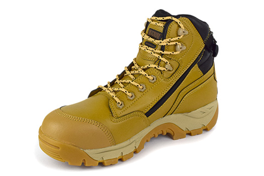 MAGNUM Precision Max CT SZ - Side Zipper Work Boots