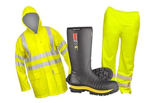 Safety Clothing & Gumboots