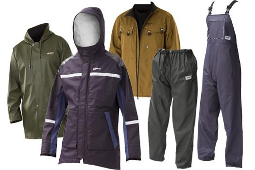 Wet Weather Clothing