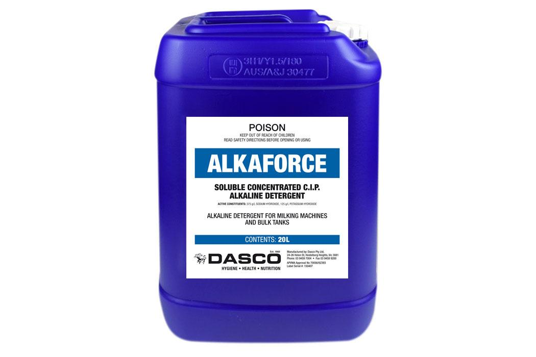 Alkaforce