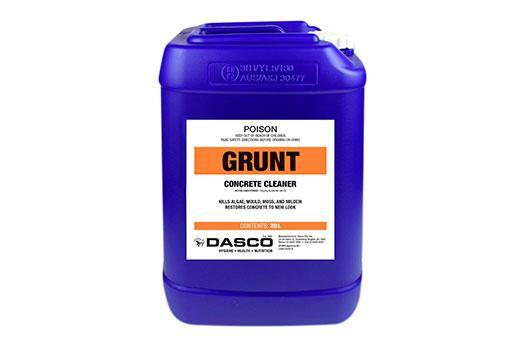 Grunt Concrete Cleaner