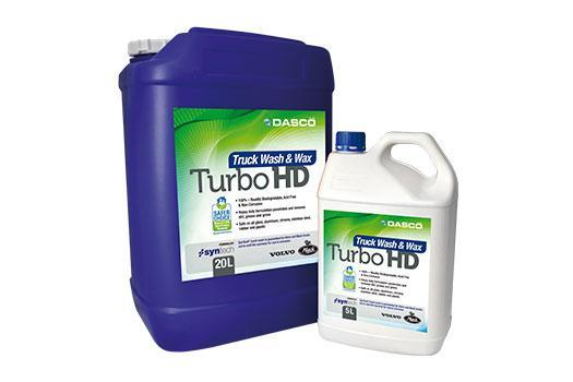 Turbo HD – Truck Wash & Wax