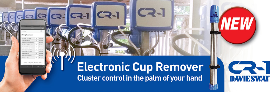 CR-1 Electronic Cup Removers
