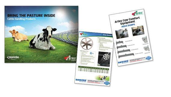 Artex brochures web
